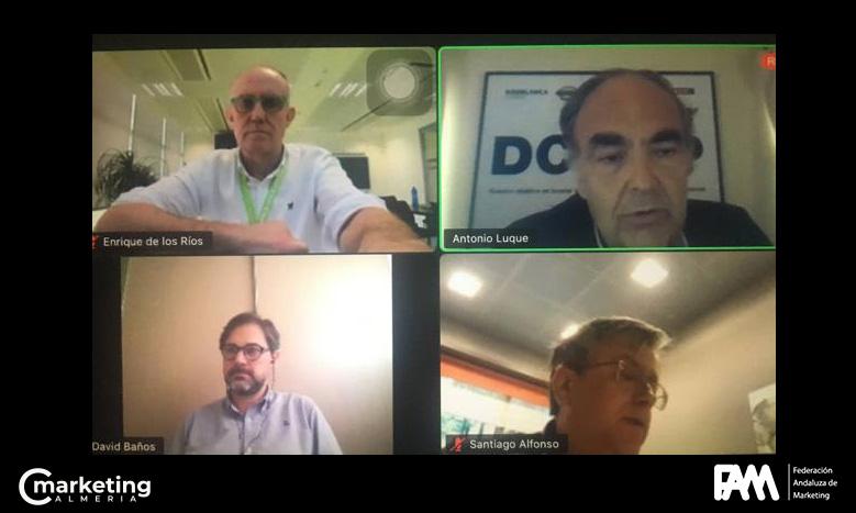 La Federación Andaluza organiza el segundo encuentro digital sobre agroalimentación
